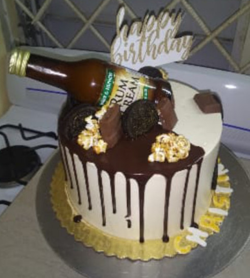 Christmas-Jamaican-Traditions-Fruit-Cake-Bottle