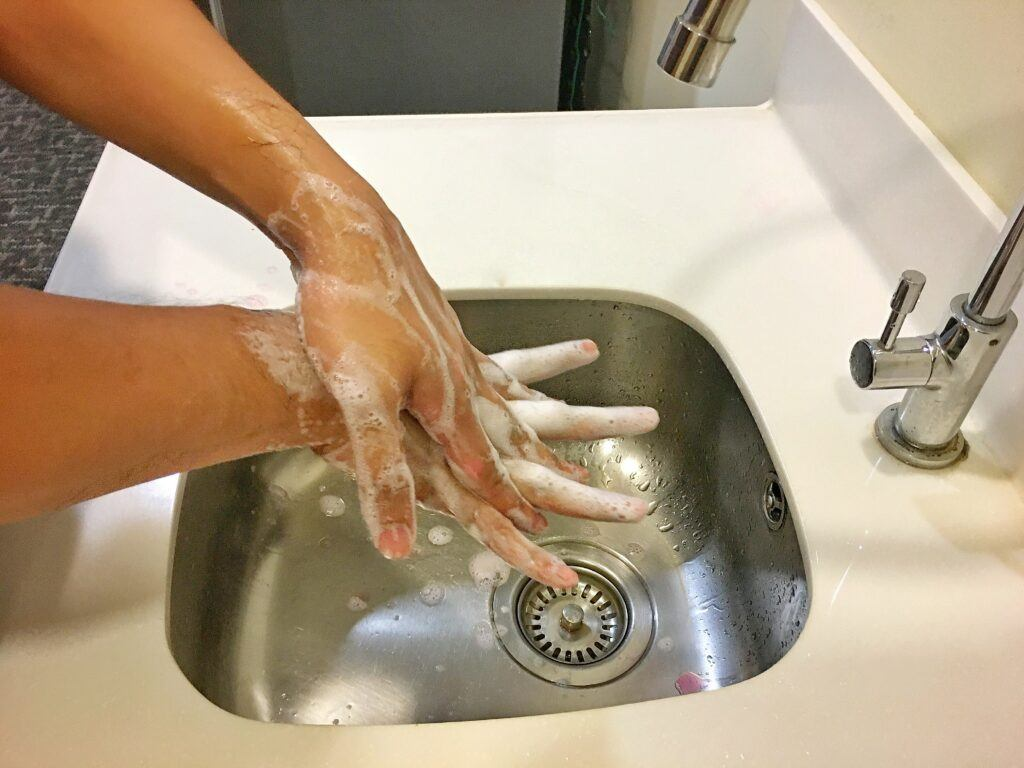 What-Is-the-Meaning-of-Universal-Precautions-COVID-19-Alert-Handwashing